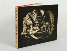 83: PABLO PICASSO FINE ART BOOK