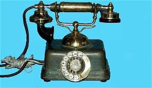 Antique Cradle Telephone