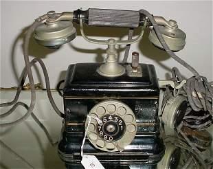 Antique Ericsson European Mother in Law Telephone