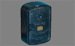 Antique Police Telegraph Box