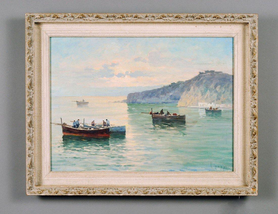 154: V. CIAPPA (Italian. 20th Century)