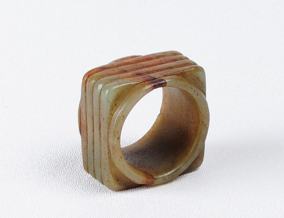 11: ARCHAIC STYLE JADE CONG