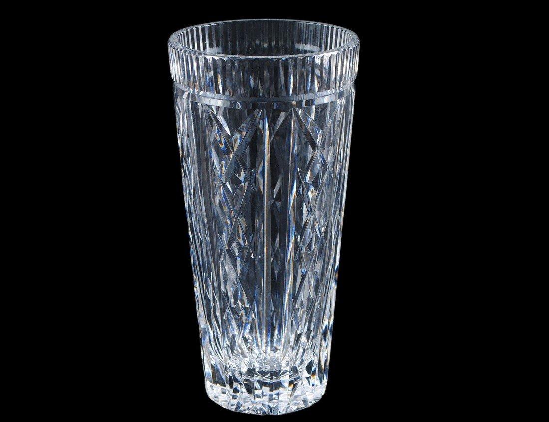 1: WATERFORD CRYSTAL VASE