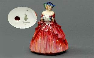 Royal Doulton Lady Genevieve Figurine