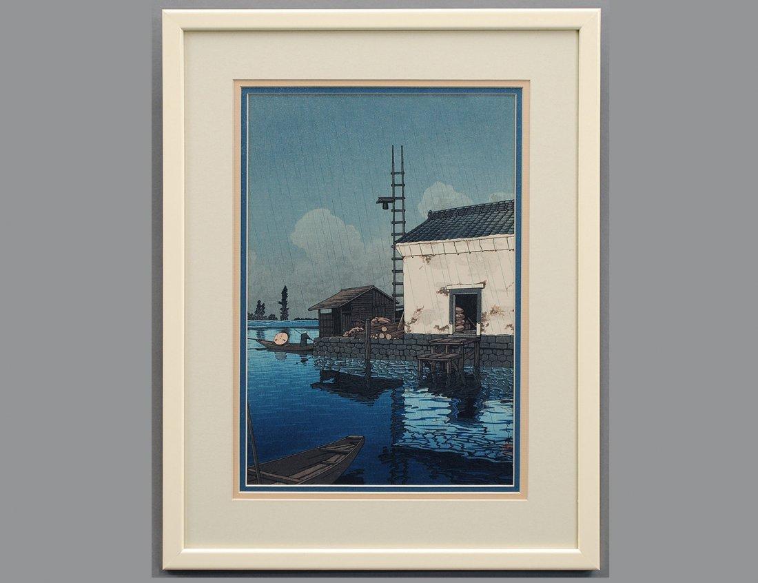 322: KAWASE HASUI (Japanese. 1883-1957)