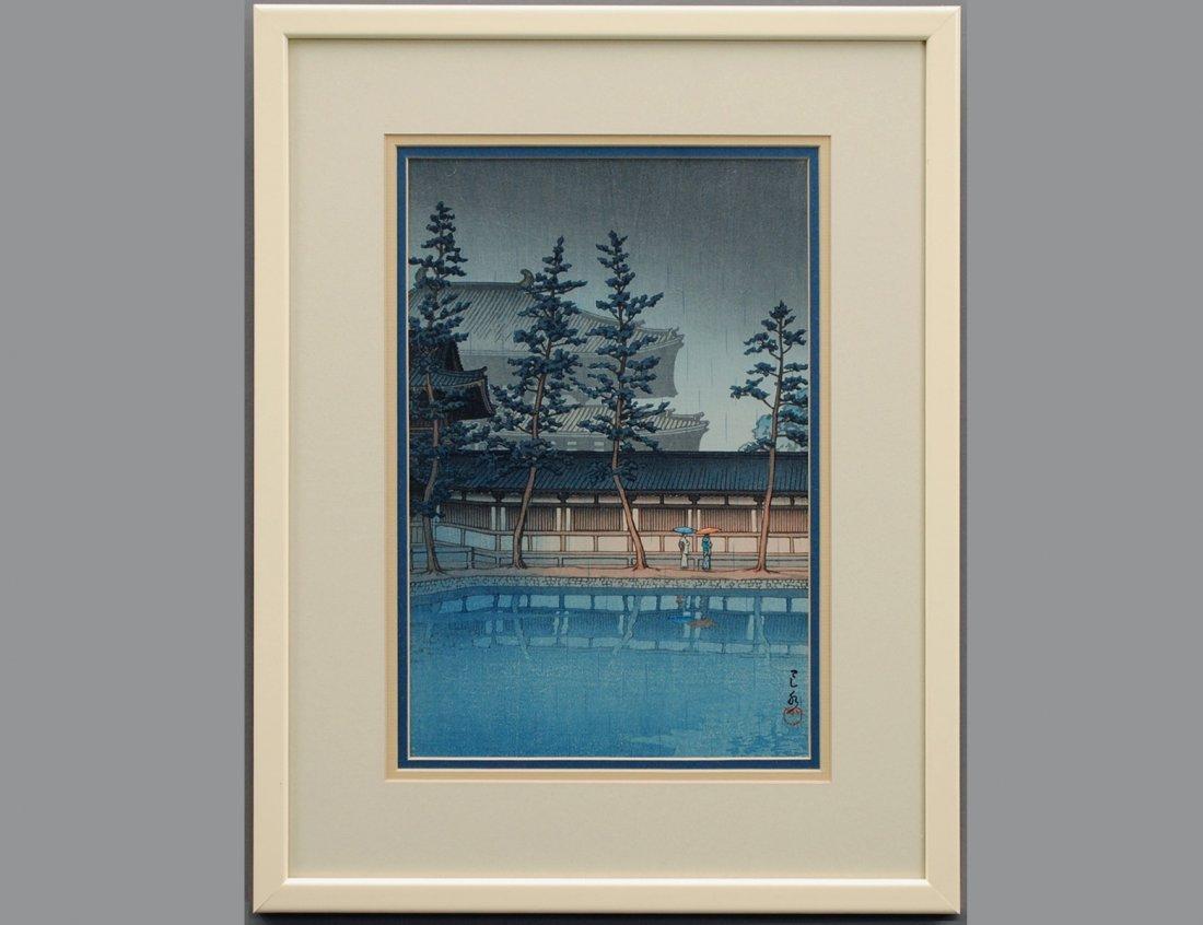 323: KAWASE HASUI (Japanese. 1883-1957)