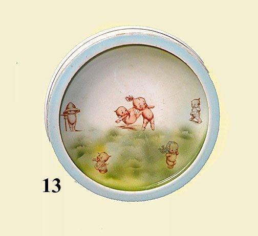 13: ROSIE O'NEIL WILSON KEWPIE SHALLOW BOWL