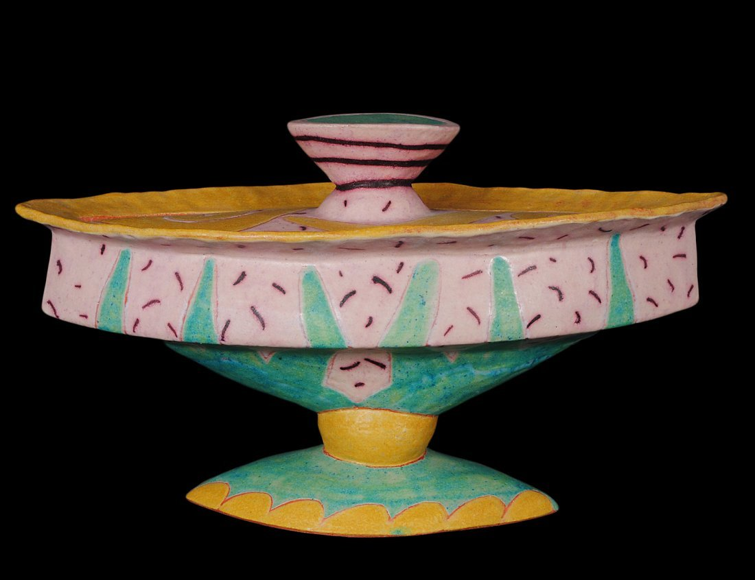PAMELA YOUNG CERAMIC TUREEN AND COVER