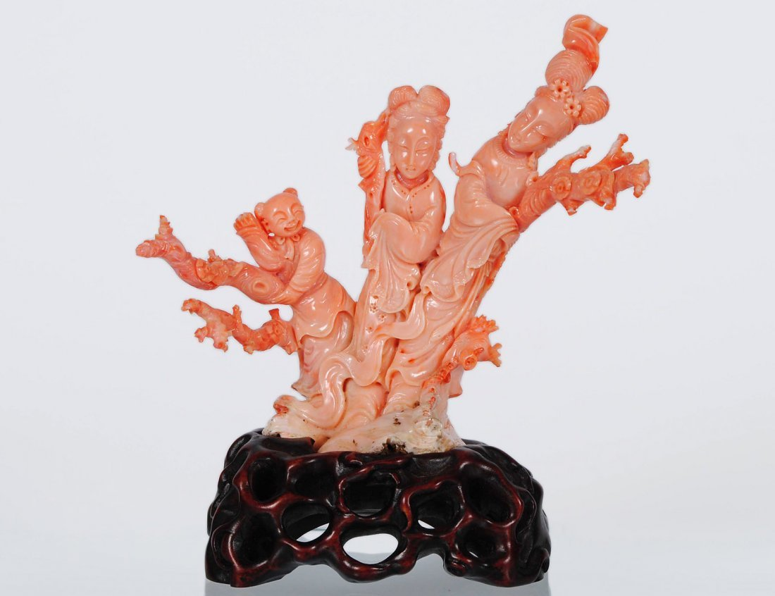 CARVED CORAL GROUP