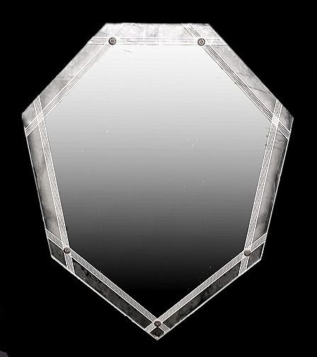 15A: Art Deco Mirror