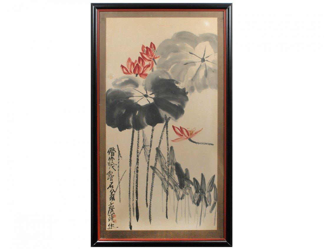 QI BAISHI (Chinese. 1864-1957)