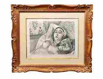 HENRI MATISSE (French. 1869-1954)