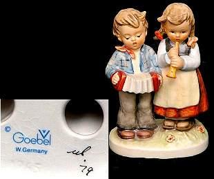 """Hummel Goebel """"Birthday Serenade"""" 218-2/0"""