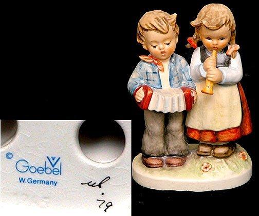 """5: Hummel Goebel """"Birthday Serenade"""" 218-2/0"""