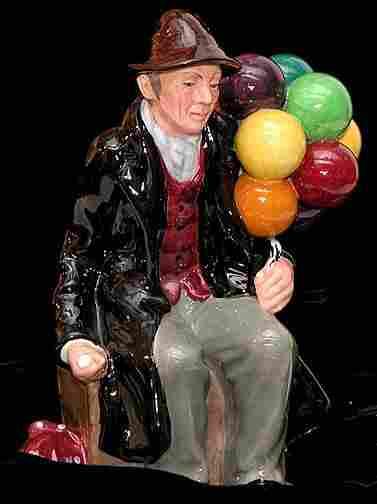 Royal Doulton Balloon Man HN1954