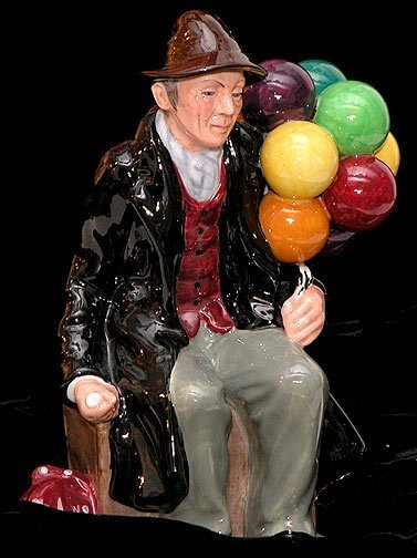 13: Royal Doulton Balloon Man HN1954