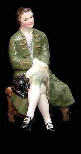 Royal Doulton Gentleman From Williamsburg
