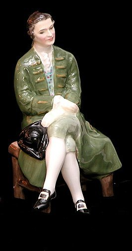 17: Royal Doulton Gentleman From Williamsburg