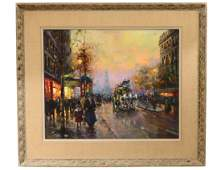EDOUARD LEON CORTES (French. 1882-1969)