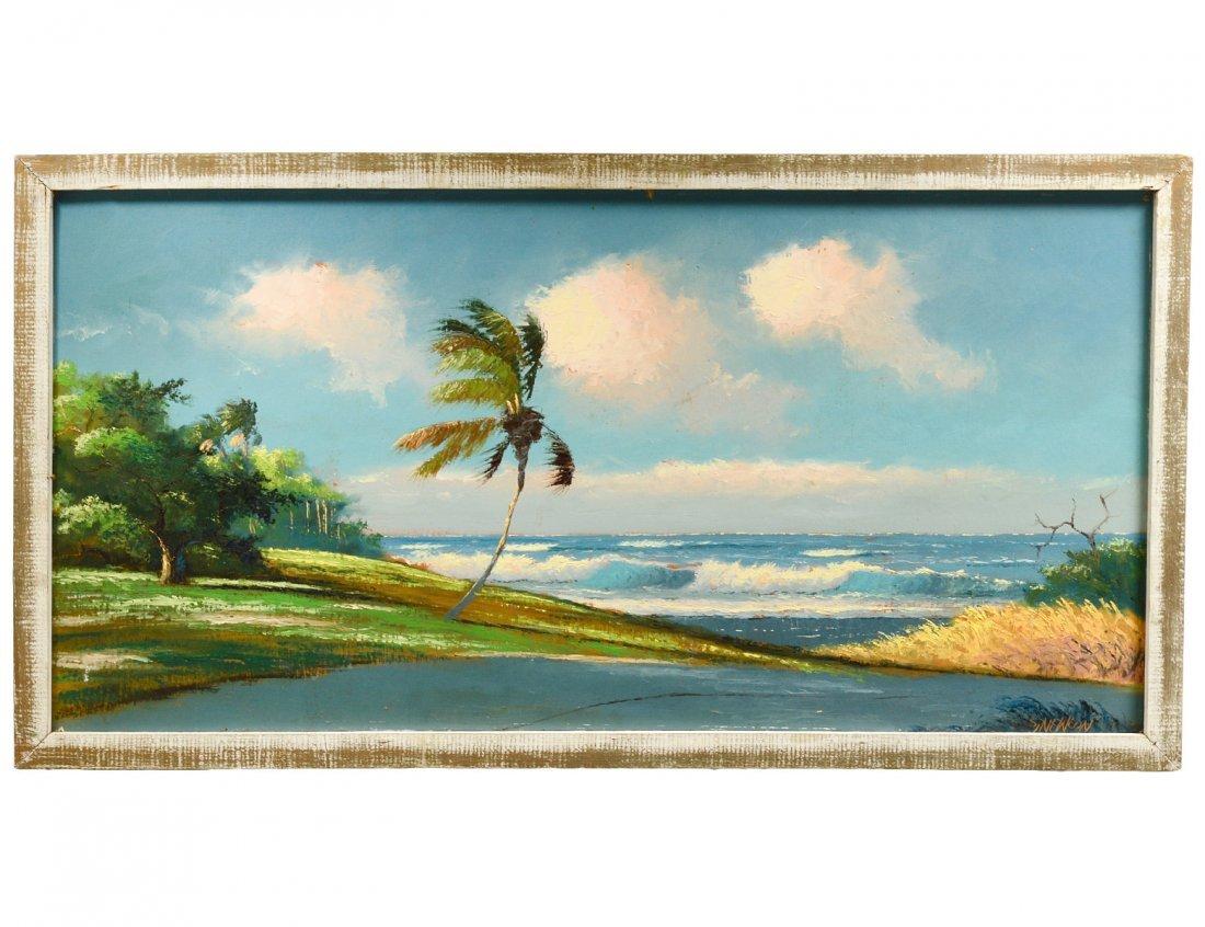 SAM NEWTON/FLORIDA HIGHWAYMEN (American. 20th Century)