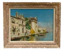 RUBENS SANTORO (Italian. 1859-1942)