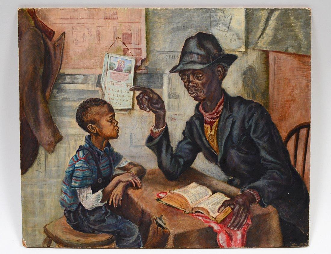 AFTER THOMAS HART BENTON (American. 1889-1975)