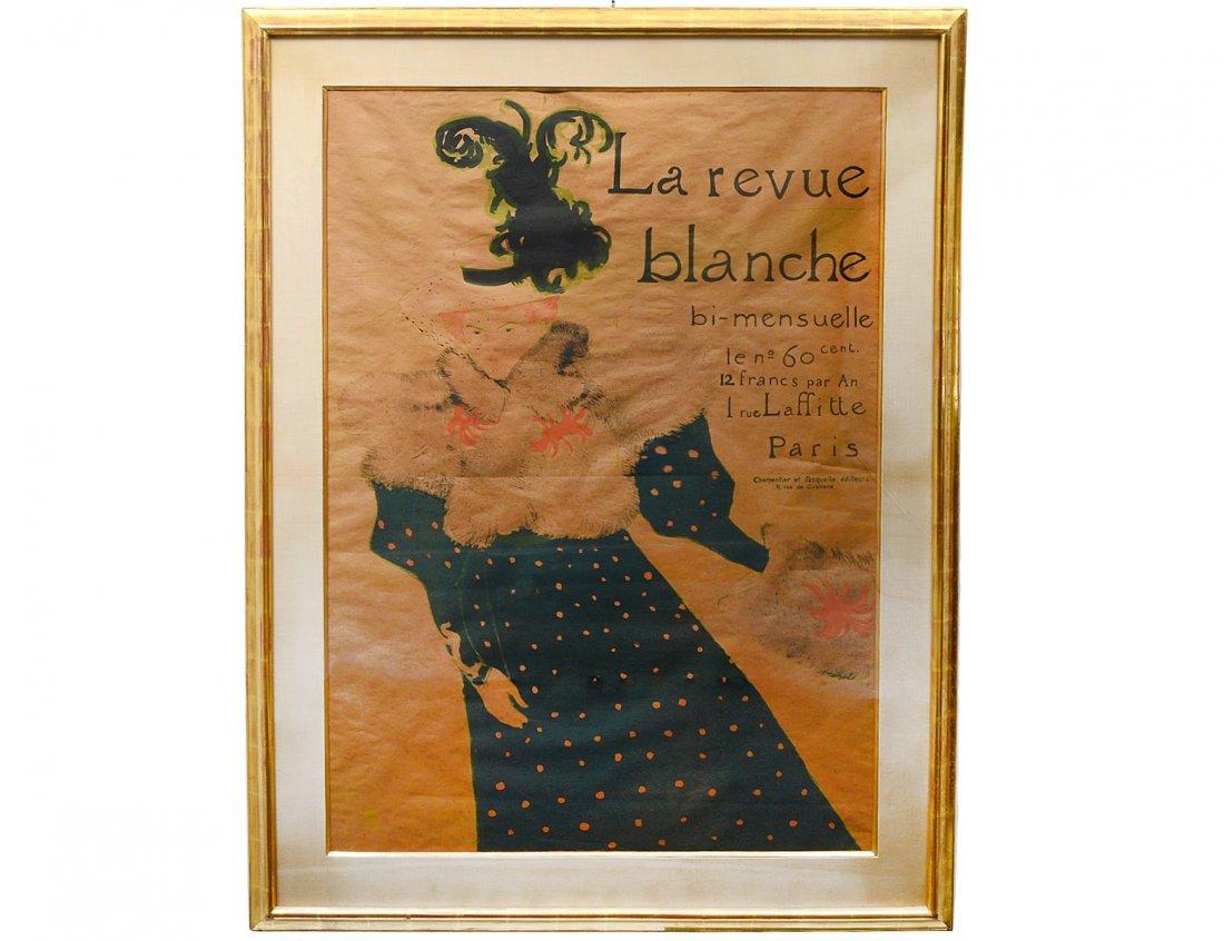 HENRI DE TOULOUSE-LAUTREC (French. 1864-1901)