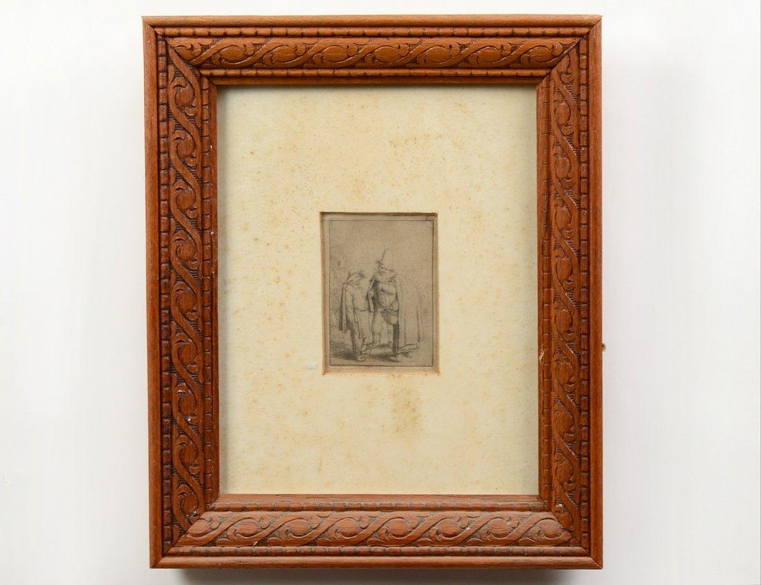 ADRIAEN VON OSTADE (Dutch. 1610-1685)