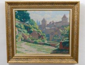 Edouart Boulainghier (french. 20th Century)