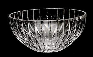 Waterford Crystal marquis Pattern Allaire Bowl
