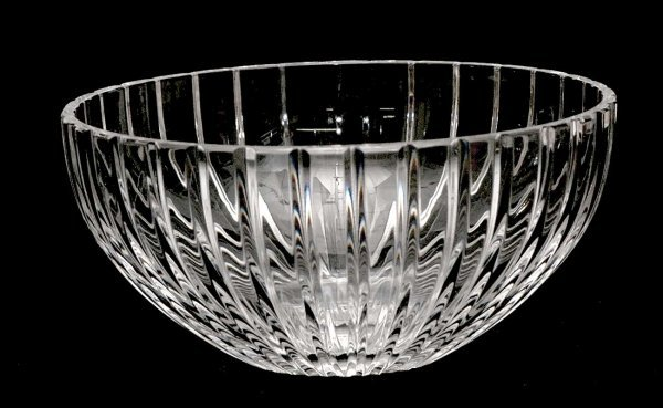 12: Waterford Crystal marquis Pattern Allaire Bowl