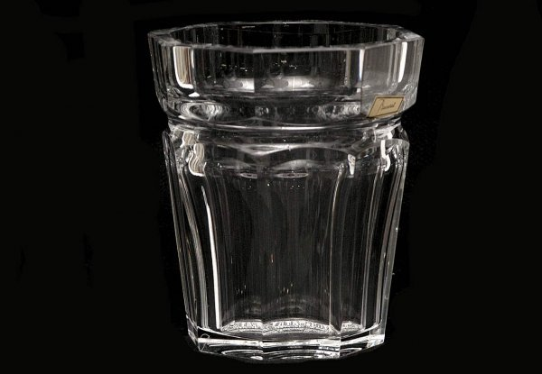 15: Baccarat Crystal Vase