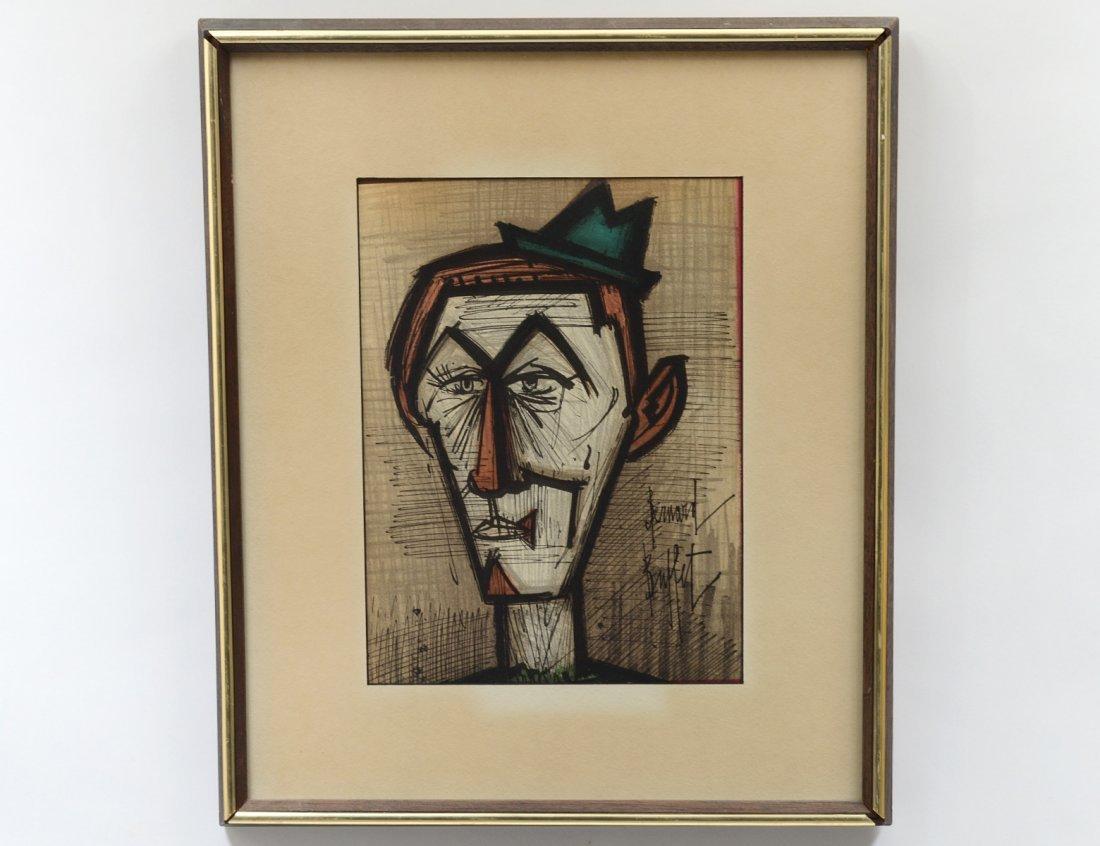 BERNARD BUFFET (French. 1928-1999)