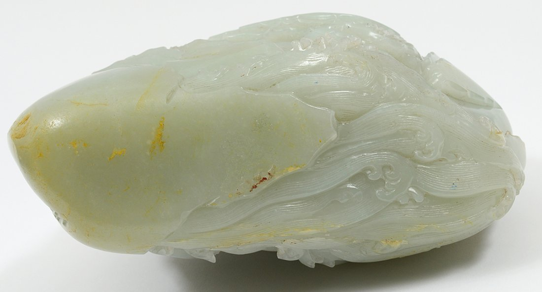 SUPERB WHITE JADE MOUNTAIN - 7