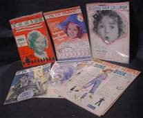 3009: Shirley Temple Sheet Music Collection