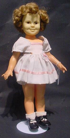 3013: Ideal Shirley Temple Doll st-14. Signed