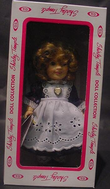 """3020: Shirley Temple """"Little Rebel"""" Doll Ideal Collecto"""