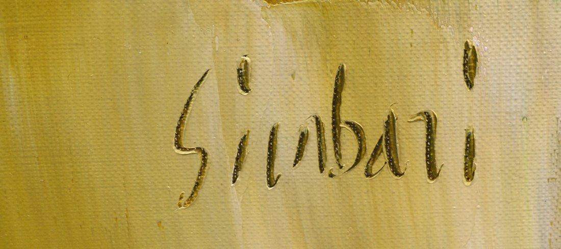 NICOLO SIMBARI (Italian. 1927-2012) - 3