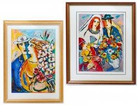 Zamy Steynovitz (israeli/polish. 1951-2000)