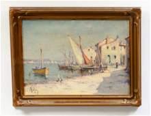 HENRY MALFROY-SAVIGNY (French. 1895-1944)