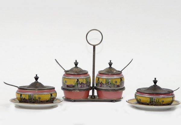 6: Four Royal Winton Grimwades Marmalades