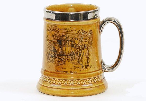 18: Coaching Days Pottery Mug