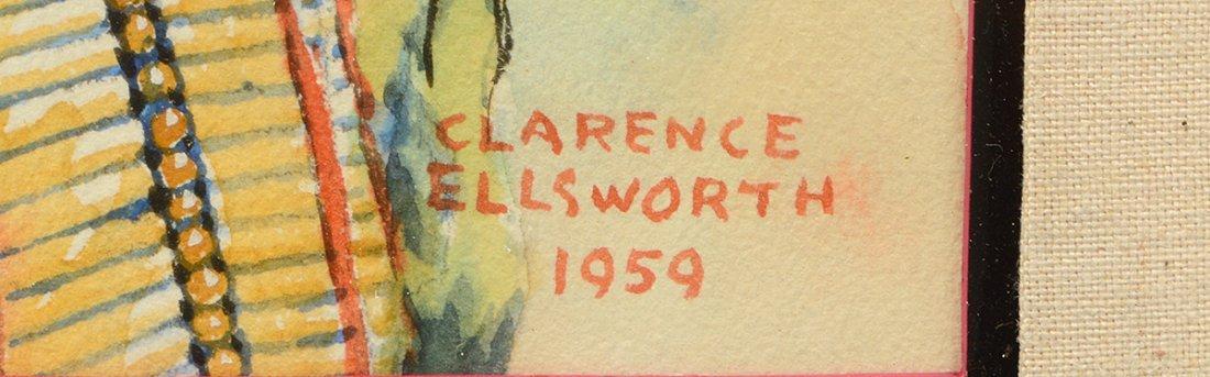 CLARENCE ELLSWORTH (American. 1885-1961) - 3