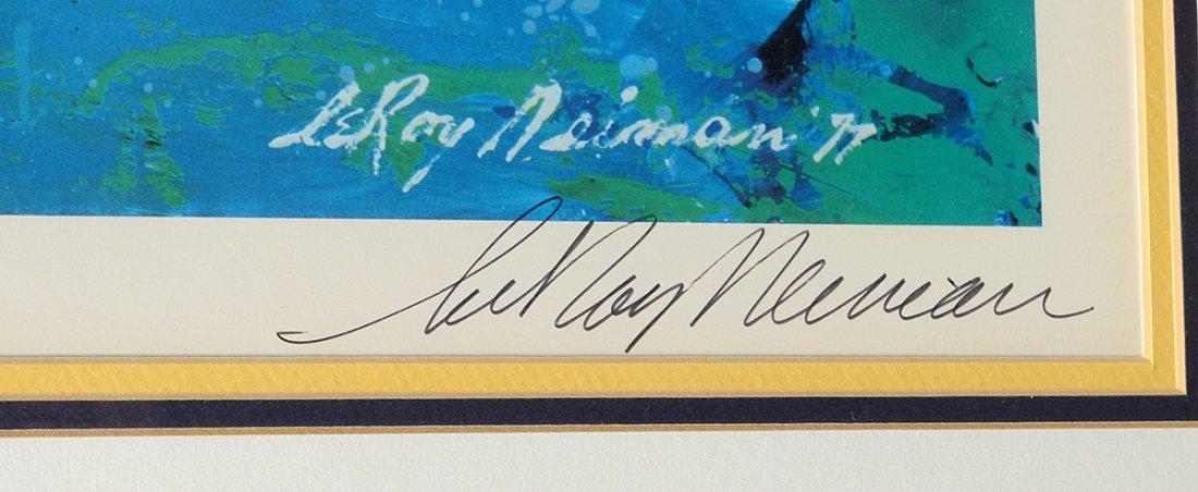 LEROY NEIMAN (American. 1921-2012) - 2