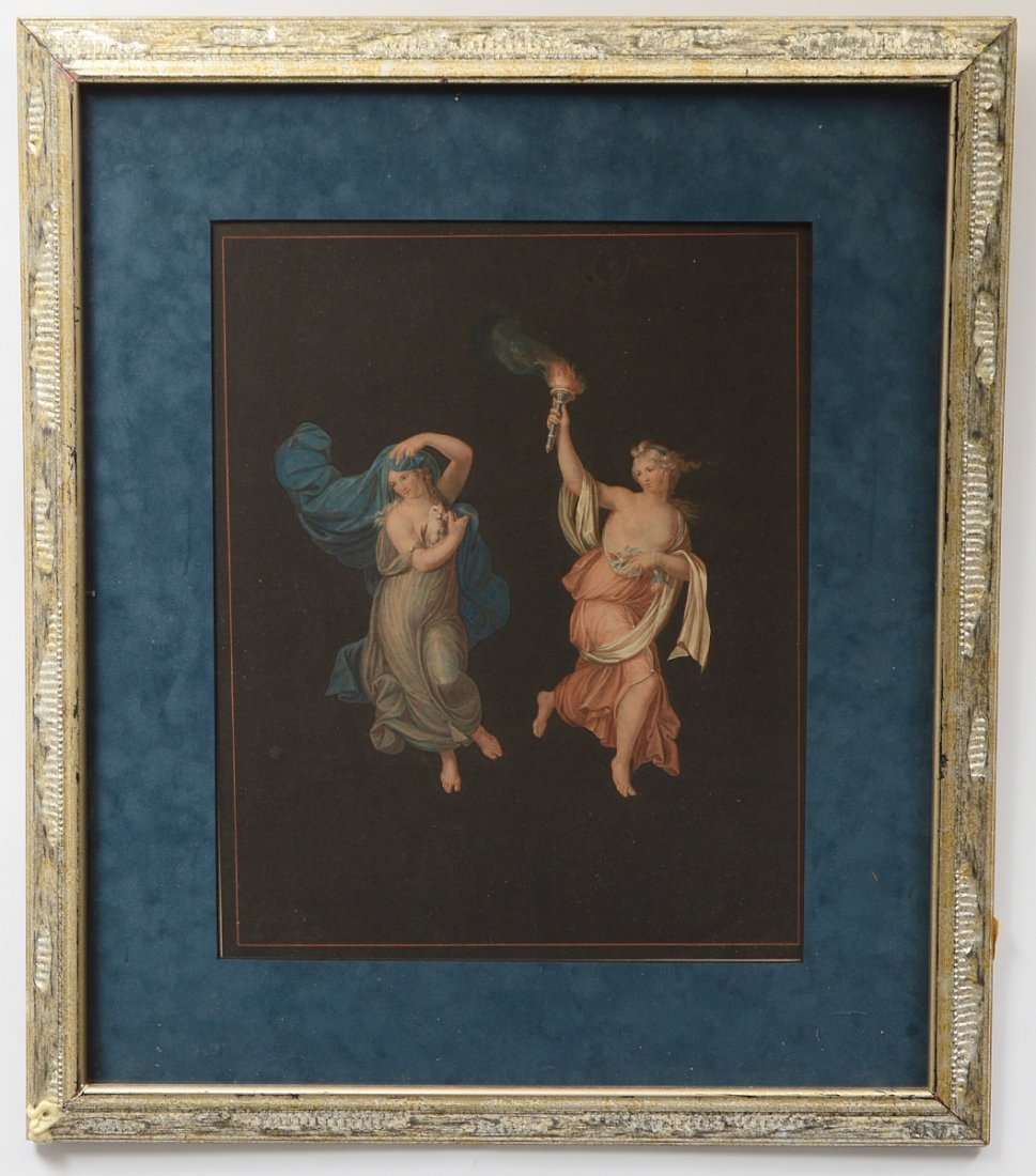 TWO COLOR PRINTS AFTER RAPHAEL (Ital. 1483-1520) - 3