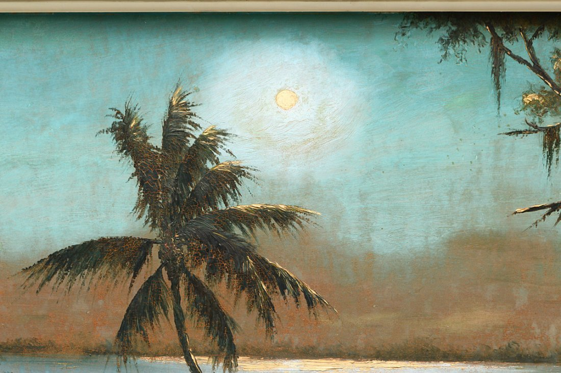 JAMES GIBSON (Florida Highwaymen. 20th Century) - 2