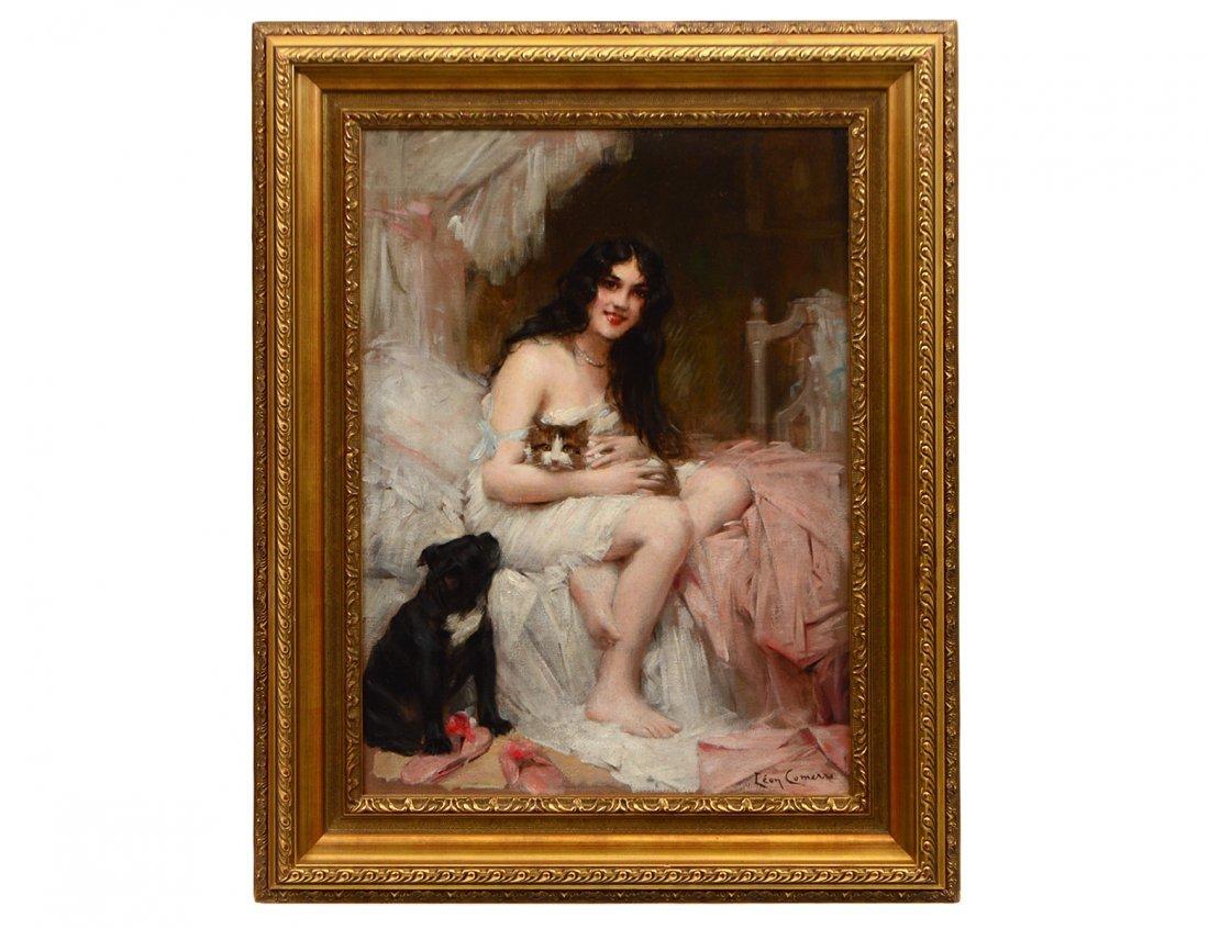 LEON FRANCOIS COMERRE (French. 1850-1916)