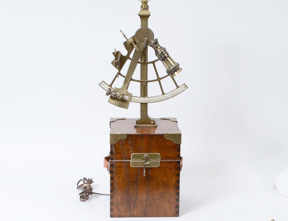 SEXTANT LAMP