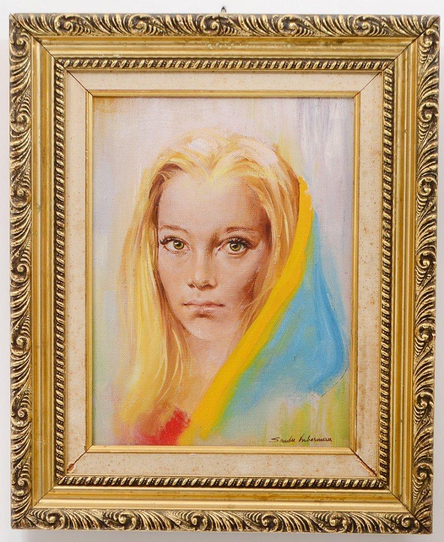 SANDU LIBERMAN (Romanian. 1923-1977) - 2