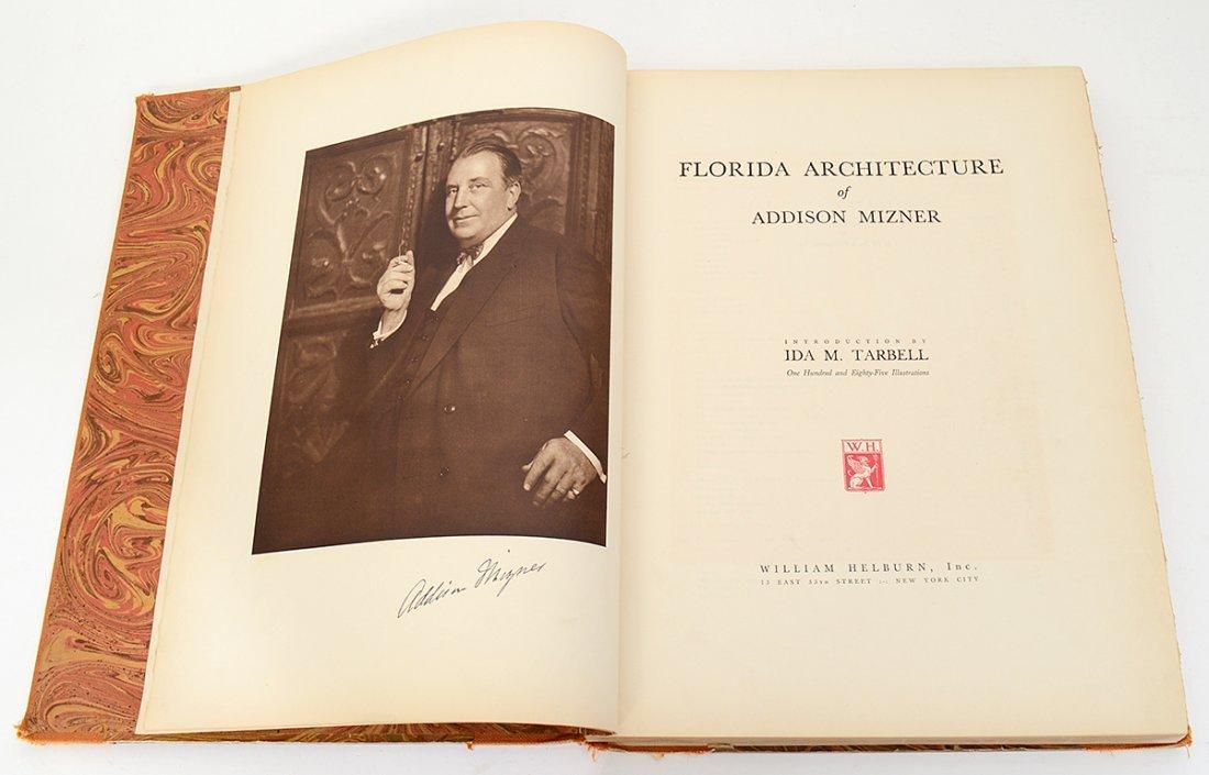 FLORIDA ARCHITECTURE OF ADDISON MIZNER - 3